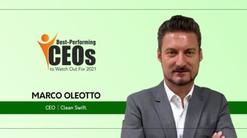 Marco Oleotto: An Unyielding Optimist Grooming The Laundry Industry