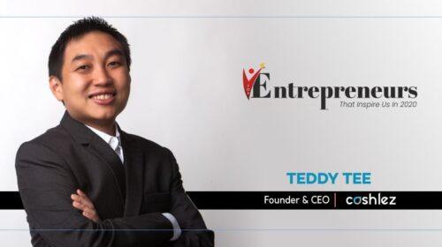 Teddy Tee: A Perseverant Payment Industry Veteran