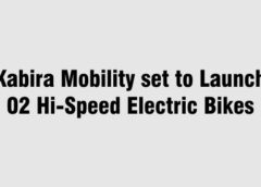 Kabira Mobility set to Launch 02 Hi-Speed Electric Bikes